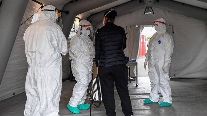 В России научились определять стадию заболевания пациентов с коронавирусом