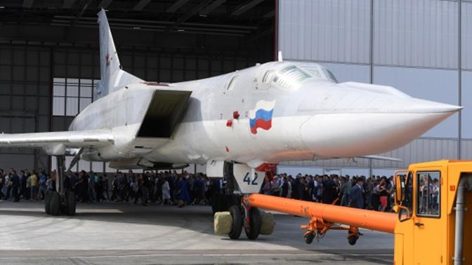 Ужас для авианосцев США: почему Пентагон боится Ту-22М3М