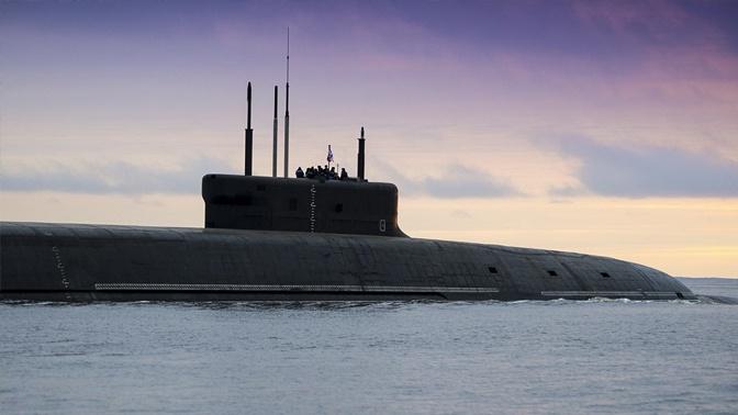 Подписан приемный акт атомного подводного крейсера «Князь Владимир»