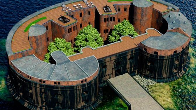 Ксения Шойгу рассказала о планах развития кластера «Остров фортов» в Кронштадте