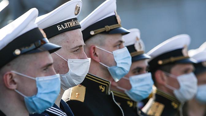 Парад Победы в Петербурге пройдет с ограничениями из-за коронавируса