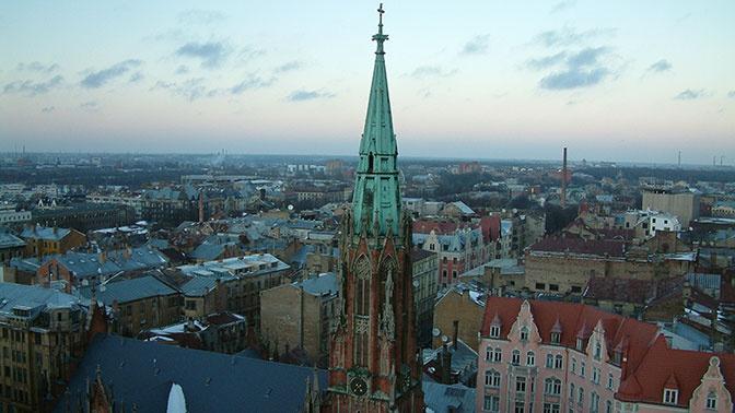 В Латвии намерены ликвидировать русскоязычное вещание