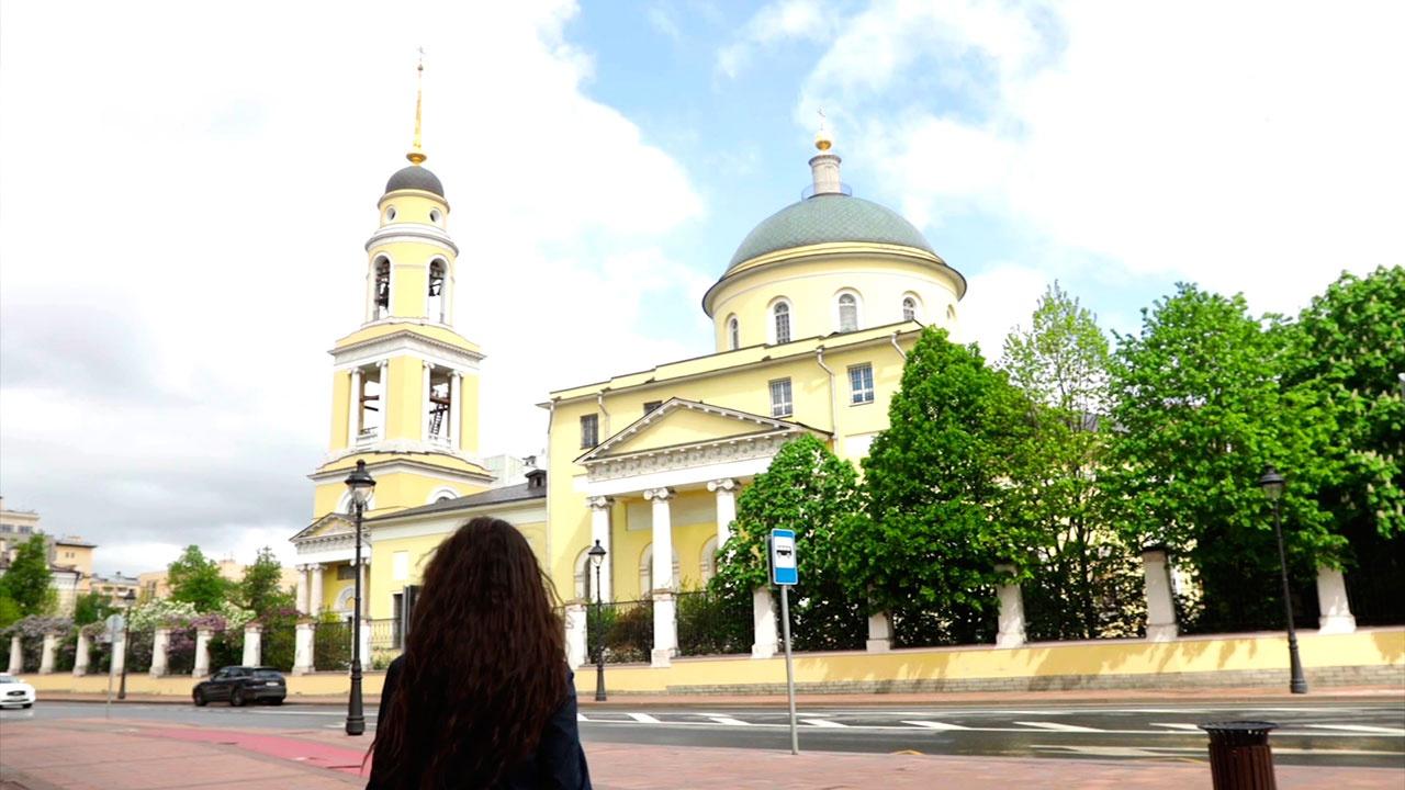 Москва - Волоколамск