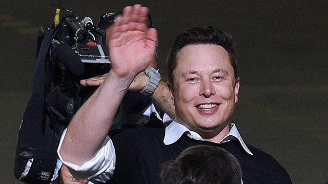«Батут работает»: Маск ответил на шутку Рогозина