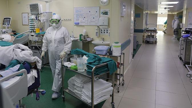 В России выявлено еще 9 268 случаев заражения COVID-19