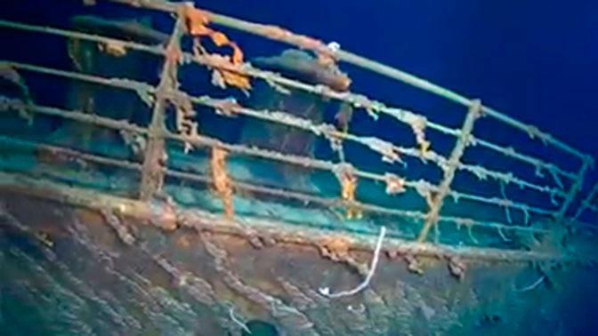 К «Титанику» отправят новую миссию