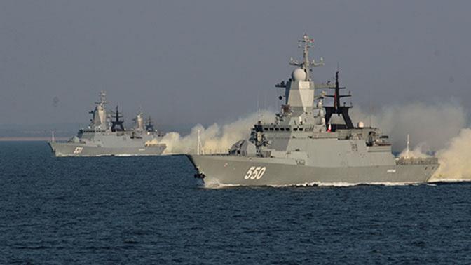 Главком ВМФ РФ поставил задачи перед флотом на летний период