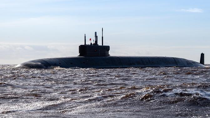 Доля современного вооружения на Северном флоте превышает 60%