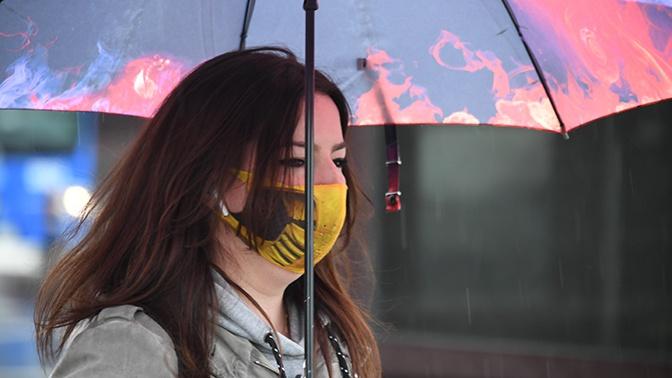 Сильный ветер: в Москве и области объявлен желтый уровень погодной опасности