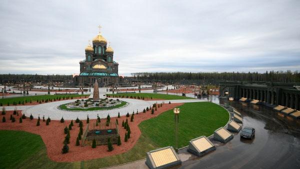 Шойгу: главный храм ВС РФ откроют 22 июня, в День памяти и скорби