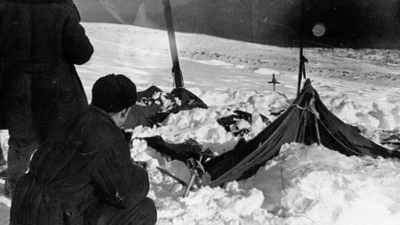 В советской хронике обнаружили лица группы Дятлова