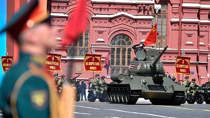 Собянин сообщил, что Парад Победы в Москве будет проведен достойно