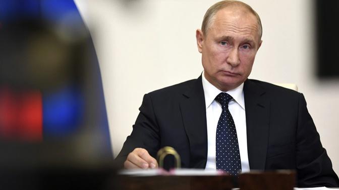 Путин поручил Минобороны развернуть в Забайкалье госпиталь для больных COVID-19