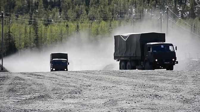 Восточный военный округ приступил к переброске мобильного госпиталя в Забайкалье