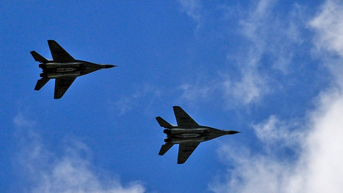Сирия получила вторую партию модернизированных МиГ-29 из России