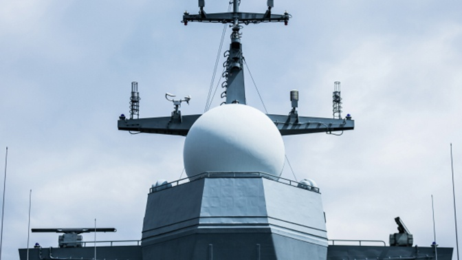 Корабли и суда ВМФ России оборудуют новейшим комплексом связи