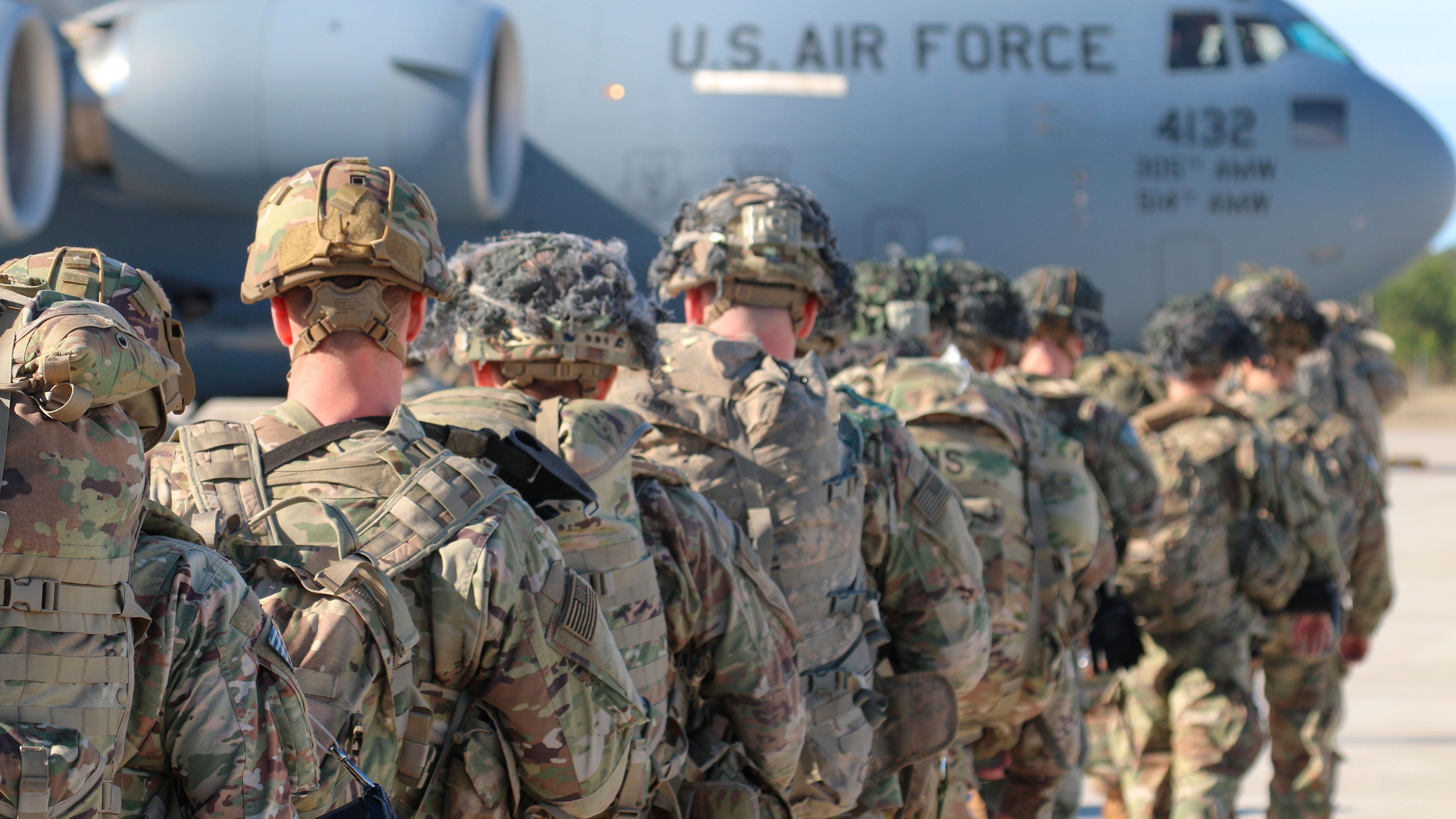 В Польше стартовали учения по переброске американских войск в Европу