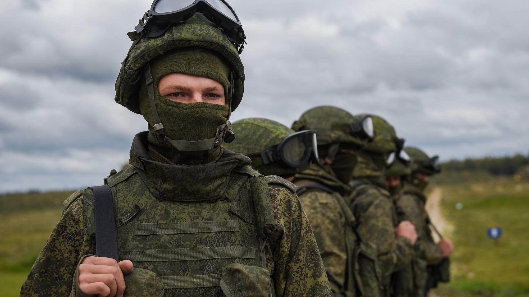 Россия наращивает силы для обеспечения обороны на западном стратегическом направлении