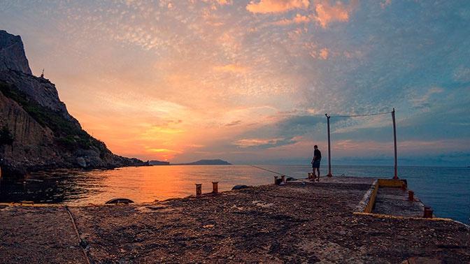 Крым планируют открыть для туристов 1 июля