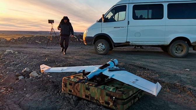 Авиаотряд Росгвардии проведет разведку в районе разлива топлива в Норильске
