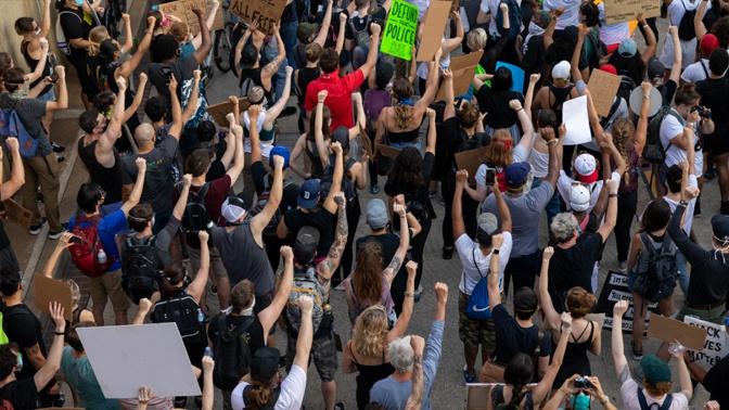 Трампа порадовало количество протестующих в Вашингтоне