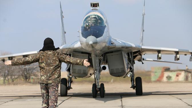 На Украине разворовали прибывший на модернизацию МиГ-29