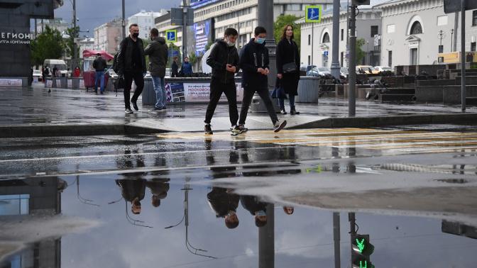 СМИ узнали о возможной отмене пропусков в Москве