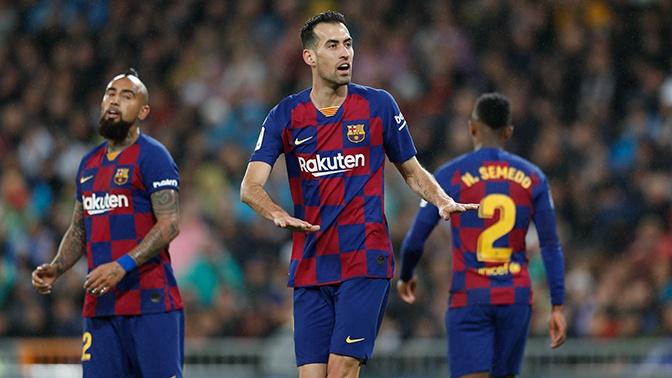 Футболистам «Барселоны» могут сократить зарплаты на 70%