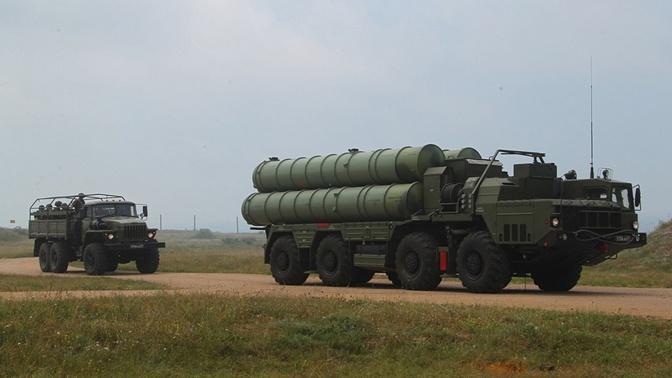 Россия и Турция договорились о новых поставках С-400