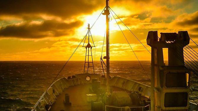 «Адмирал Владимирский» завершит кругосветную экспедицию 8 июня в Кронштадте
