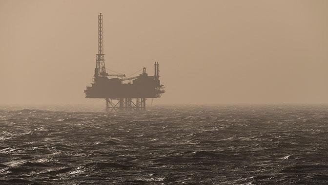 Цена нефти марки WTI впервые с марта достигла $40
