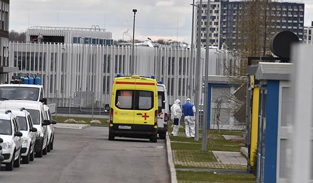 В Москве за сутки умерли 56 человек с коронавирусом