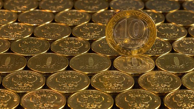 Рубль вышел в плюс после решения ФРС США