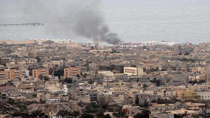 Путин и Эрдоган выразили озабоченность масштабными боестолкновениями в Ливии