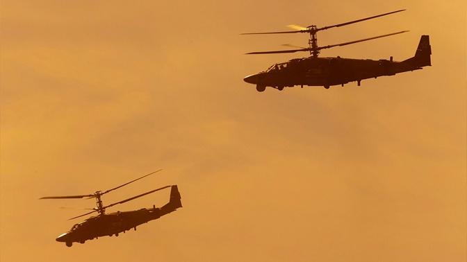 Испытания обновленного «Аллигатора» Ка-52М завершатся в 2022 году