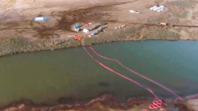 Главный инженер ТЭЦ-3 арестован по делу о разливе топлива в Норильске