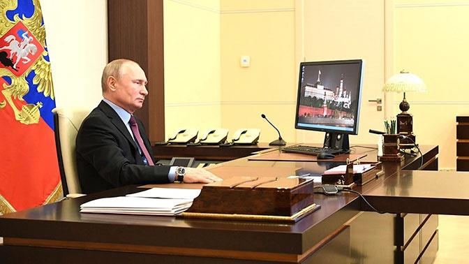 Путин учредил памятную медаль за вклад в акцию «Мы вместе»