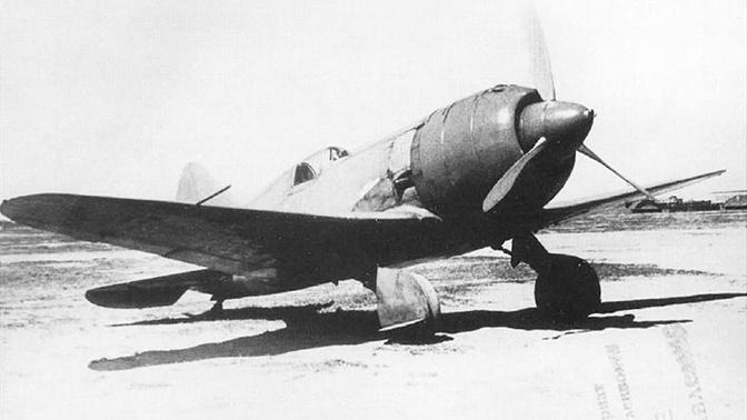 И-180, третий прототип<figcaption class=