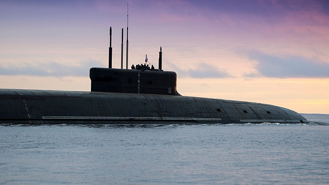 «Россия модернизирует свои стратегические ядерные силы»: военный эксперт о значении новой подлодки «Князь Владимир»