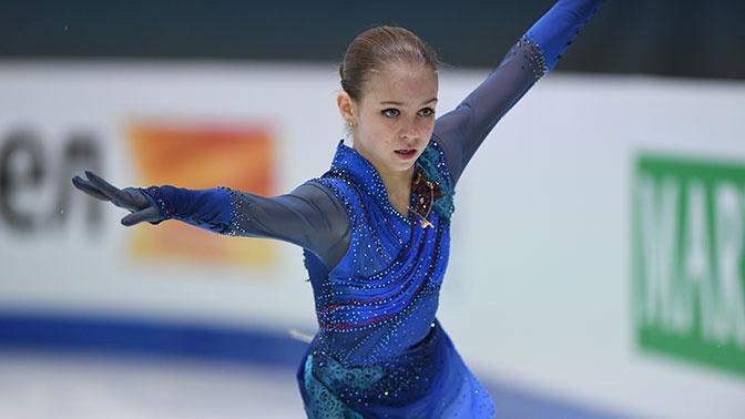 Плющенко сообщил о новом четверном прыжке Трусовой