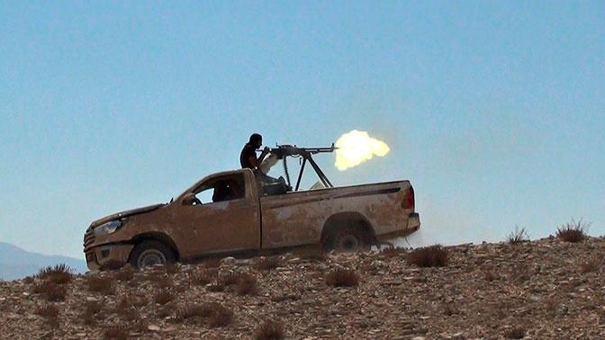 Террористы обстреляли населенные пункты в трех провинциях Сирии