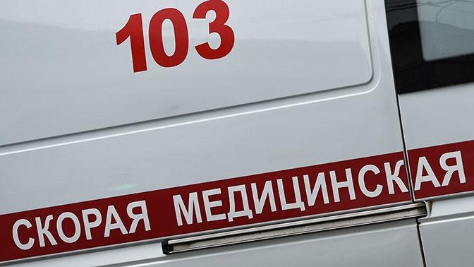 «Скорая» насмерть сбила женщину на востоке Москвы