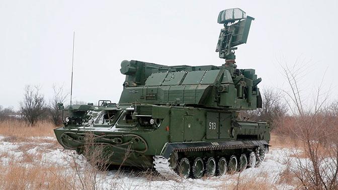 В России создадут водоплавающую версию ракетного комплекса «Тор-М2»