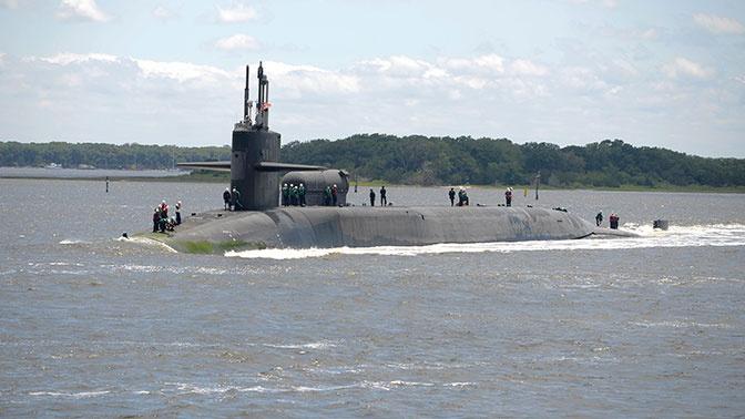 СМИ: подводные лодки ВМС США десятилетиями производили из некачественной стали