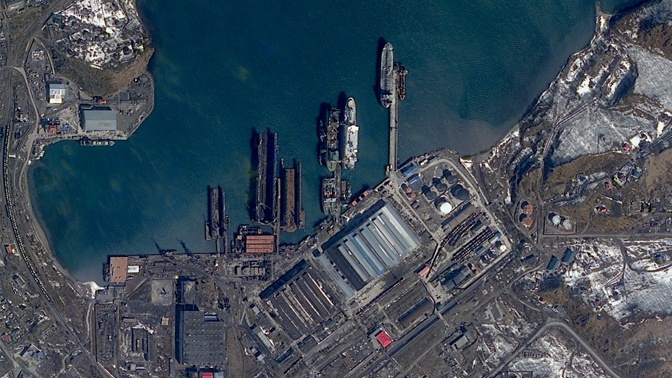 В Росатоме изучают риски покупки платформы «Морской старт»