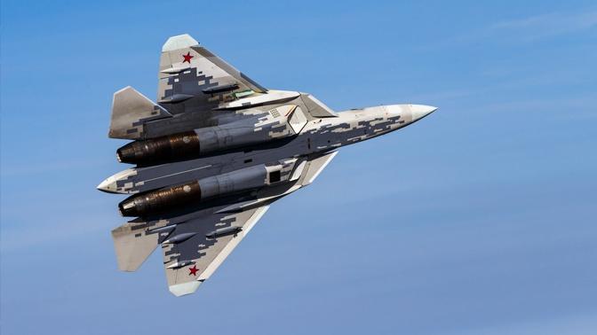 Россия планирует массово поставлять истребитель Су-57 на экспорт