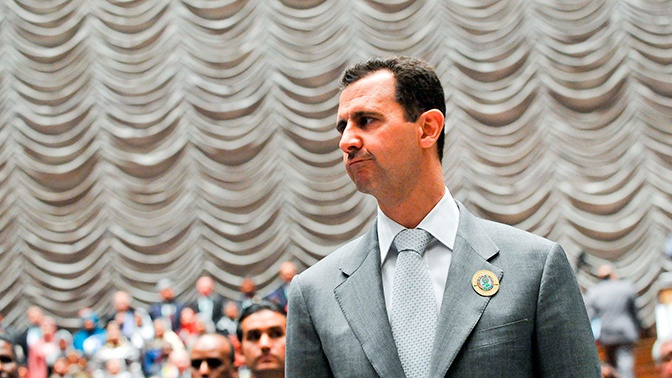«За поддержку Сирии»: США ввели жесткие санкции против Асада и его семьи
