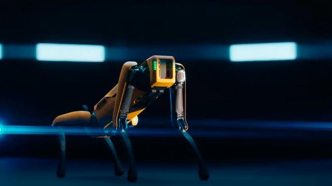 В США впервые в продажу поступил робот-собака от Boston Dynamics