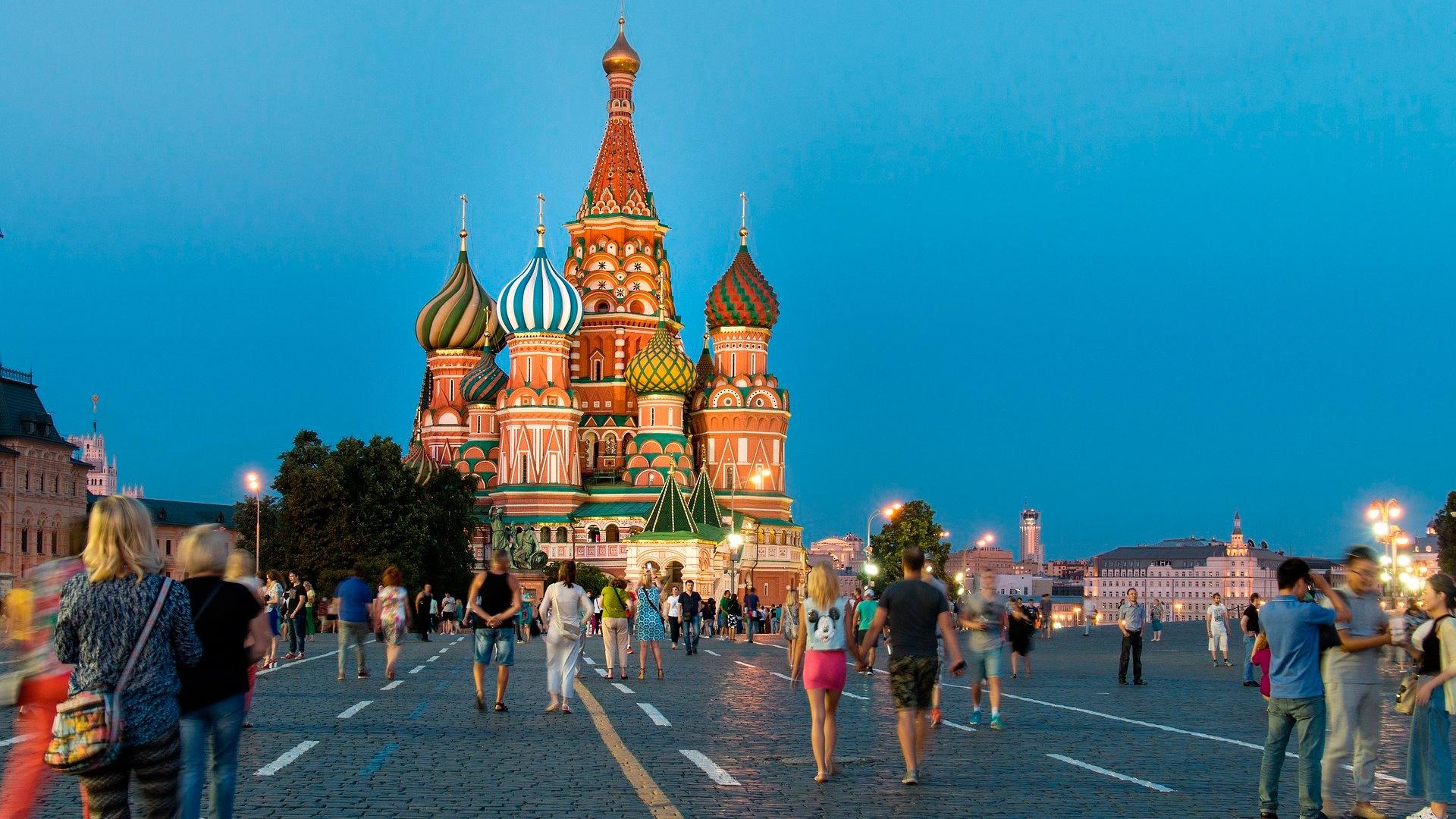 Мэрия Москвы представила карту с графиком прогулок и мест в которых разрешено гулять
