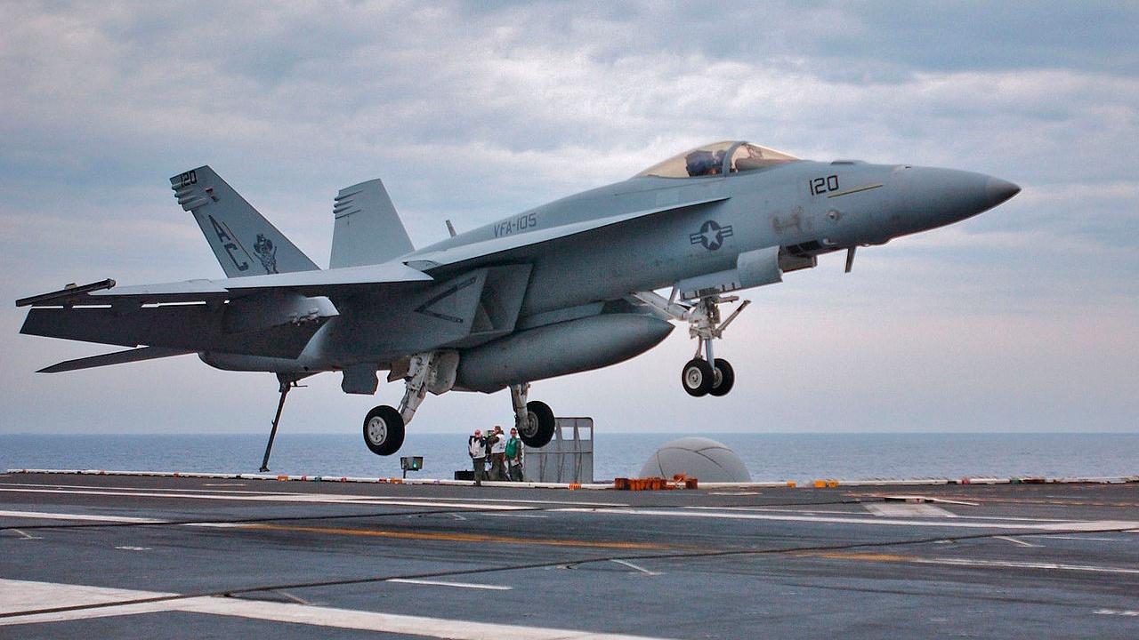 Американские военные испытали новую авиабомбу комплекса «Золотая Орда»